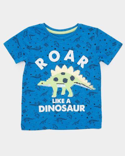 Roar Sequin T-Shirt (6 months-5 years) thumbnail