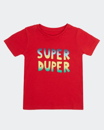Printed T-Shirt (6 Months-4 Years)