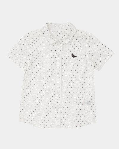Pin Dot Shirt (9 months-4 years)
