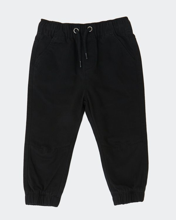 Twill Joggers (6 months-4 years)
