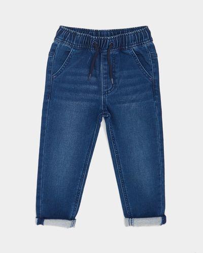 Boys Knit Denim Jeans (0 months-4 years) thumbnail