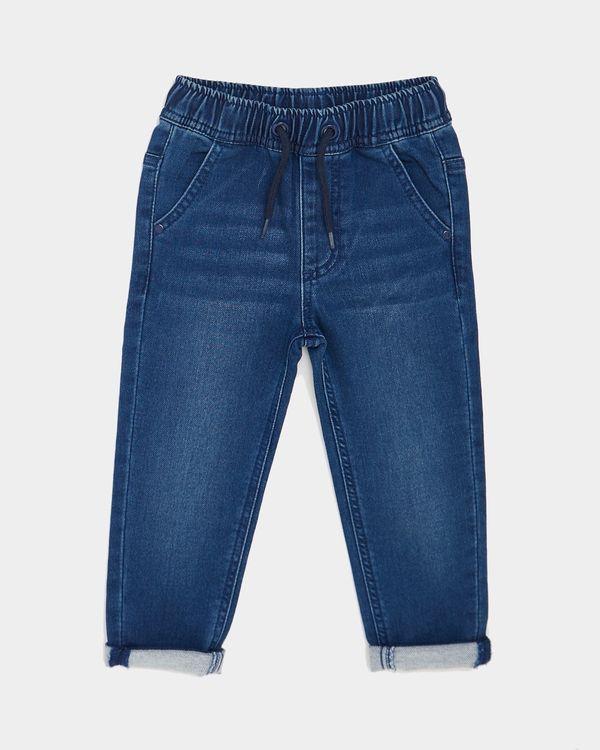 Boys Knit Denim Jeans (0 months-4 years)