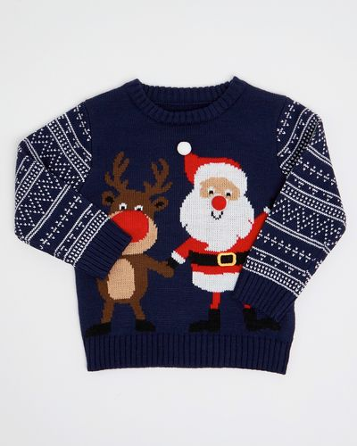 Christmas Light-Up Jumper (6 months-4 years)
