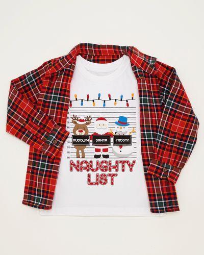 Christmas Shirt Set (6 months-4 years)