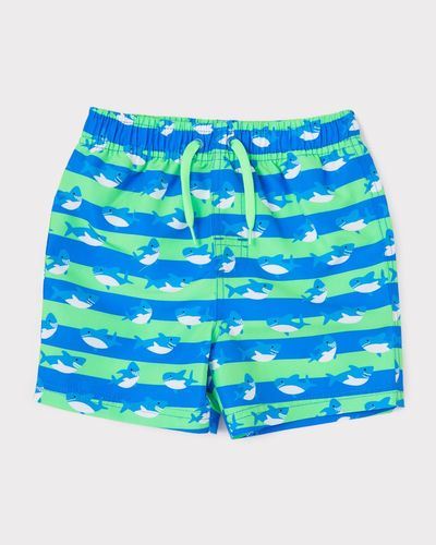 Print Swim Shorts (12 months-4 years)