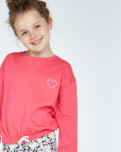 Leigh Tucker Willow Nancy Sweatshirt