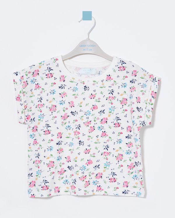 Leigh Tucker Willow Oleen Print T-Shirt