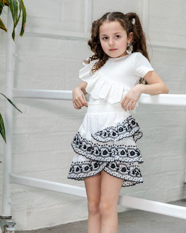Leigh Tucker Willow Shelly Skirt