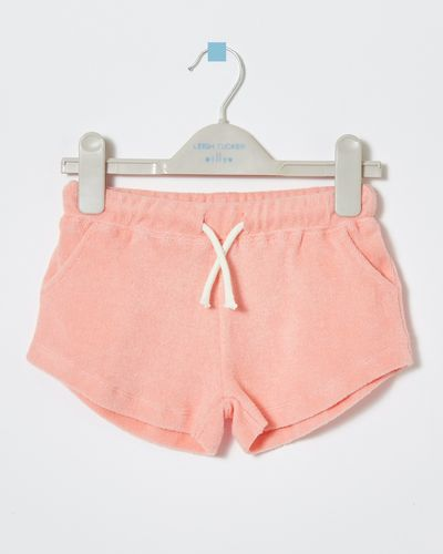 Leigh Tucker Willow Terri Toweling Shorts