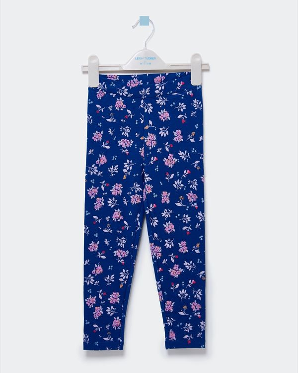 Leigh Tucker Willow Lucy All-Over Print Leggings