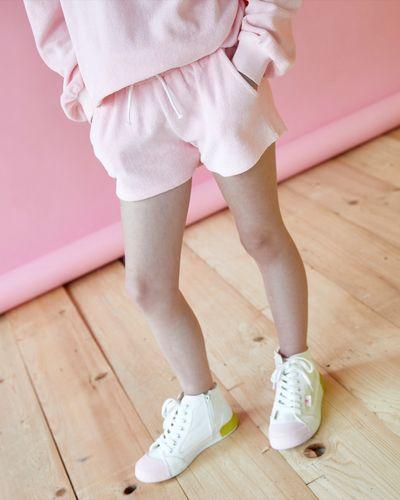 Leigh Tucker Willow Sam Girls Towelling Shorts (3-13 years)