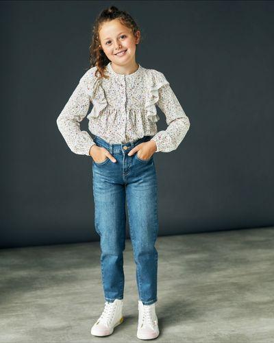 Leigh Tucker Sam Girls Jean (3-14 years)
