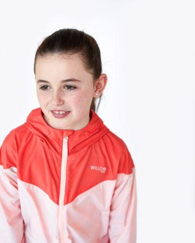 Leigh Tucker Willow Kate Windbreaker Sports Jacket