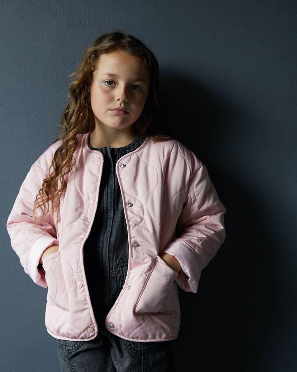 Leigh Tucker Willow Hannah Fleece-Lined Jacket