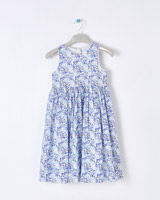blue Leigh Tucker Willow Robyn Dress