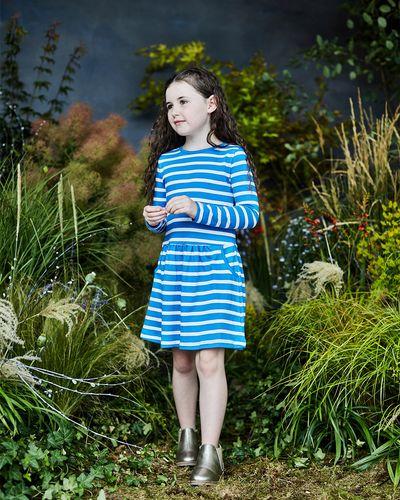 Leigh Tucker Willow Inez Striped Dress thumbnail