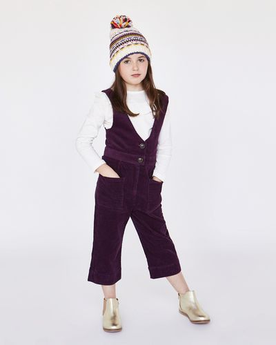 Leigh Tucker Willow Odelle Cord Dungarees
