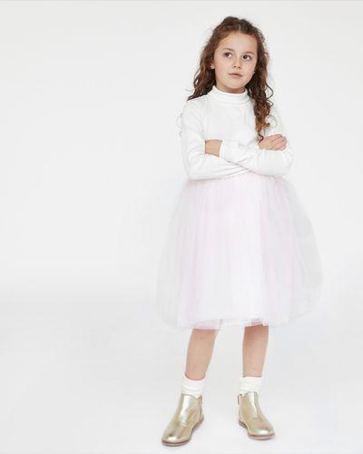 Leigh Tucker Willow Jo Jo Full Tulle Dress