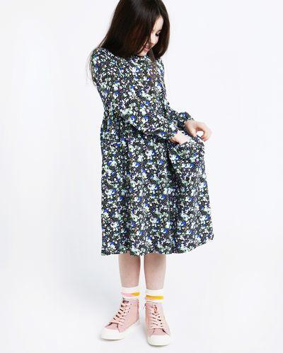 Leigh Tucker Willow Matilda All-Over Print Dress