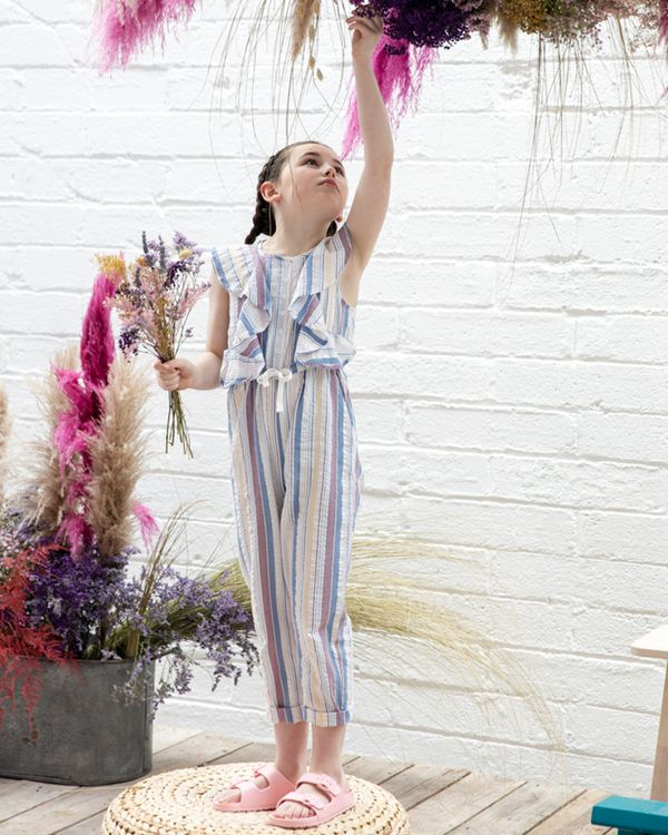 Leigh Tucker Willow Shannon Jumpsuit