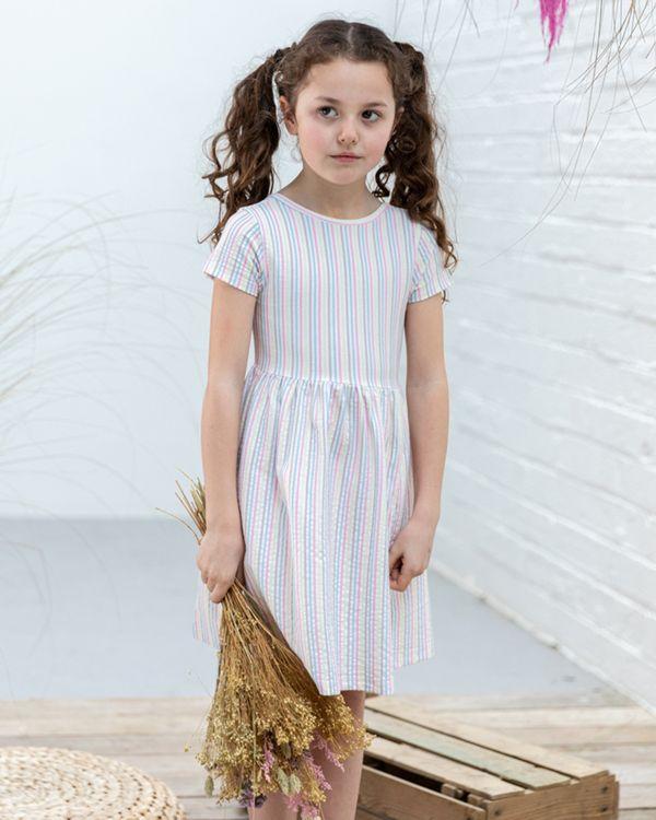 Leigh Tucker Willow Daria Multi Dress