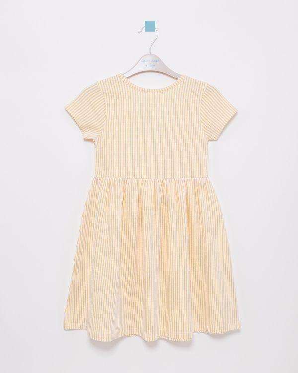 Leigh Tucker Willow Daria Ochre Dress