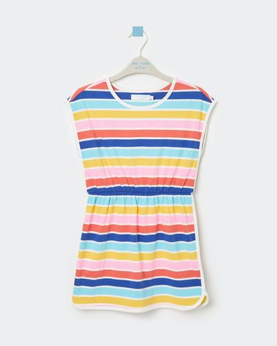 Leigh Tucker Willow Bibi Stripe Dress