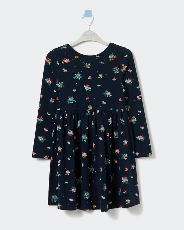 Leigh Tucker Willow Daria Navy Dress