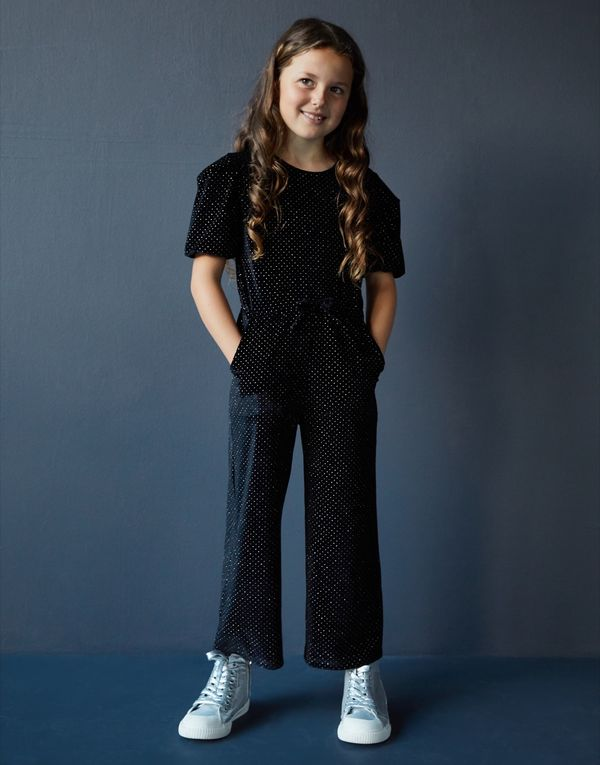 Leigh Tucker Willow Macy Sparkle Jumpsuit