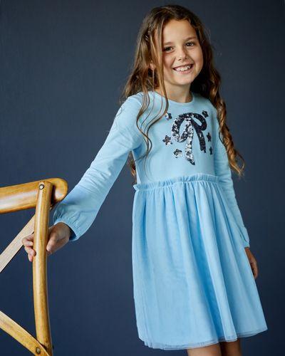 Leigh Tucker Willow Blair Sequin Dress