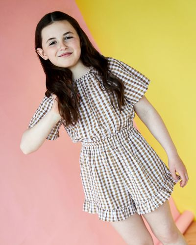 Leigh Tucker Willow Siffy Playsuit (2-13 years)