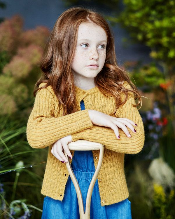 Leigh Tucker Willow Abigail Cardigan