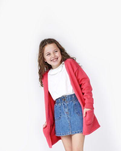 Leigh Tucker Willow Anna Pocket Cardigan