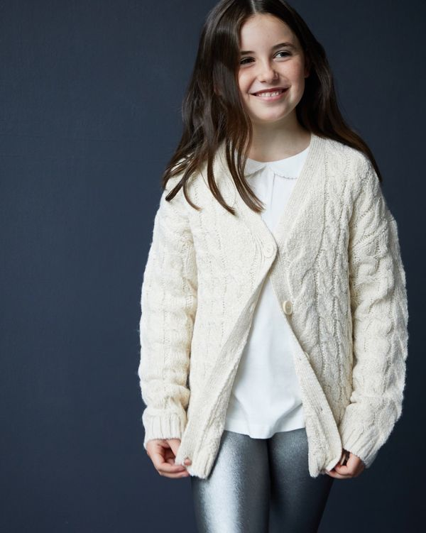 Leigh Tucker Willow Amber Cardigan