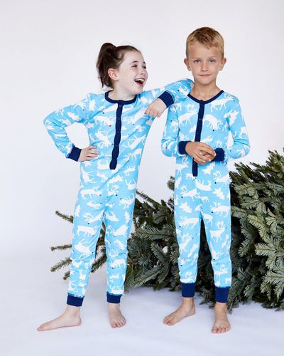 Leigh Tucker Willow Rooftop North Pure Cotton Onesie
