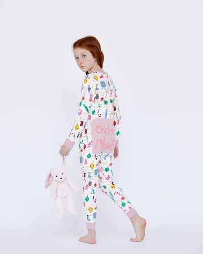 Leigh Tucker Willow Candyland Holly Pure Cotton Onesie
