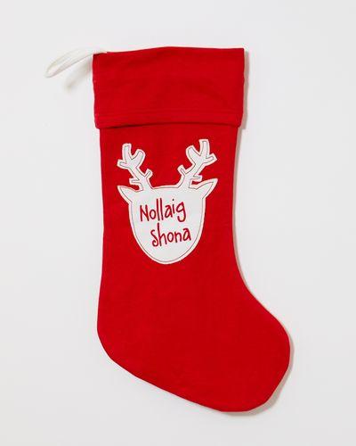 Leigh Tucker Willow Christmas Stocking