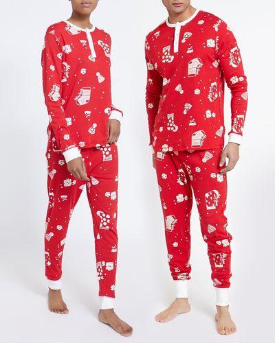 Leigh Tucker Willow Nollaig Shona Adult Pyjamas