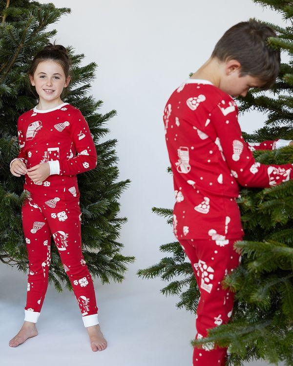 Leigh Tucker Willow Nollaig Shona Kids Pyjamas