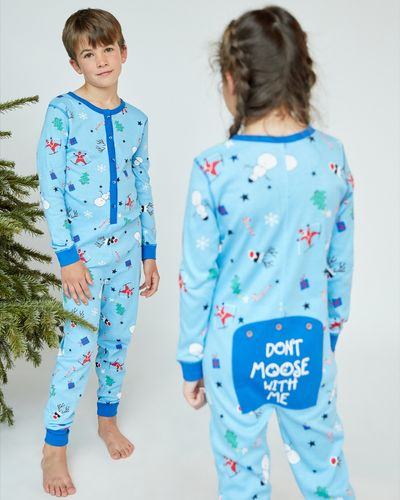 Leigh Tucker Willow Icy Onesie