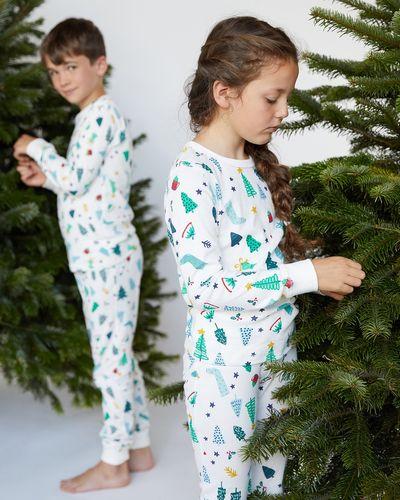 Leigh Tucker Willow Winter Kids Pyjamas