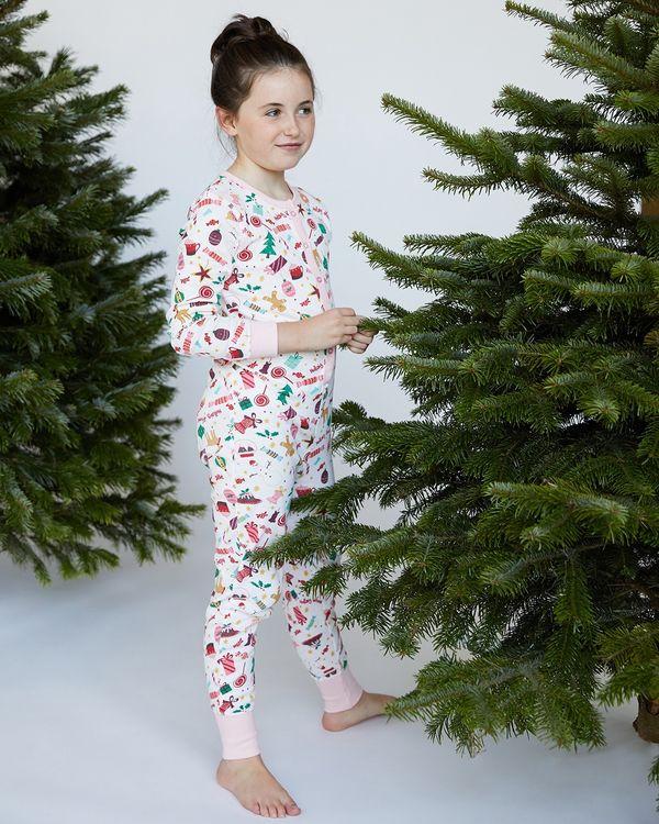 Leigh Tucker Willow Merry Kids Onesie