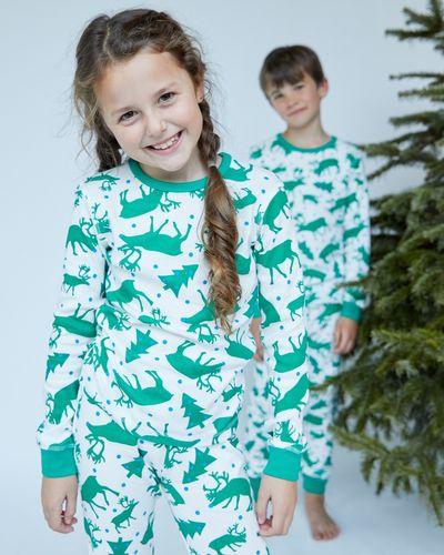 Leigh Tucker Willow Oh Deer Kids Pyjamas