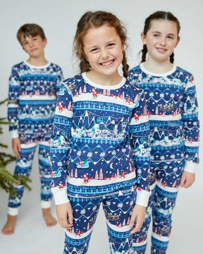 Leigh Tucker Willow Apres Ski Kids Pyjamas