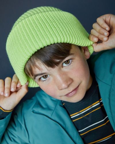Leigh Tucker Willow Cian Boys Hat