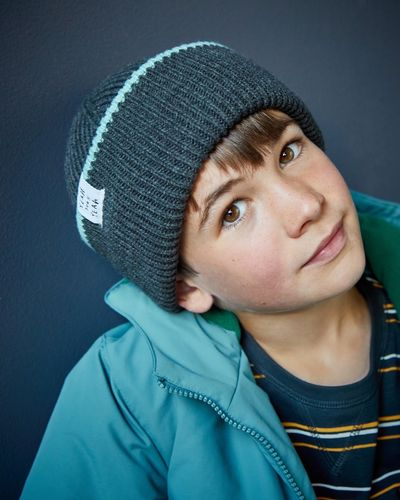 Leigh Tucker Willow Colin Grey Hat thumbnail