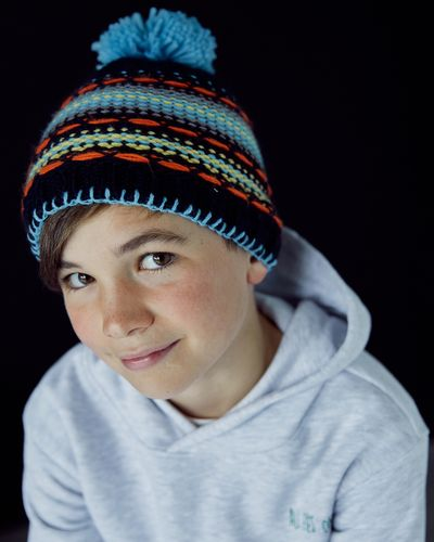Leigh Tucker Ash Hat (4-11 years)