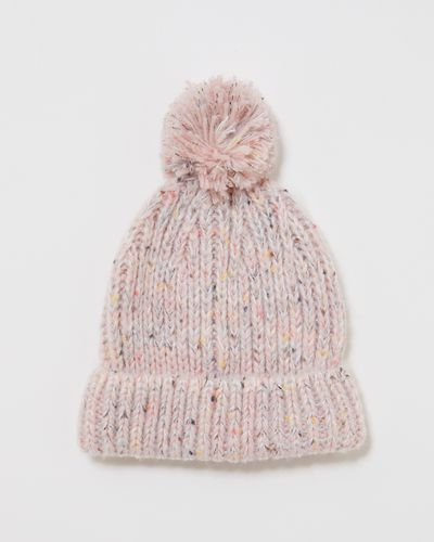 Leigh Tucker Willow Blake Speckled Hat