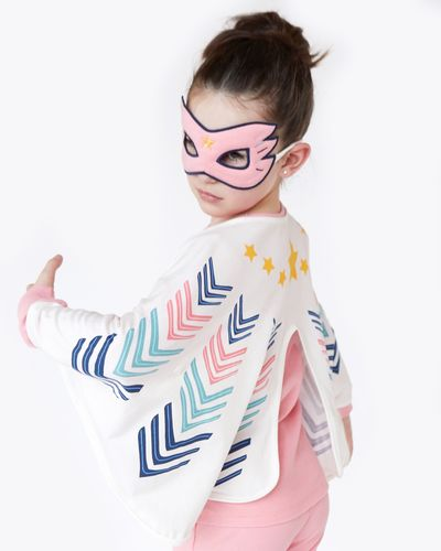 Leigh Tucker Willow Drama Lama Cape And Mask