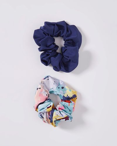 Leigh Tucker Willow Scrunchies - Pack Of 2